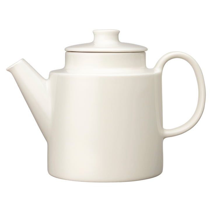 Iittala - Teema tea pot with lid, 1 L, white