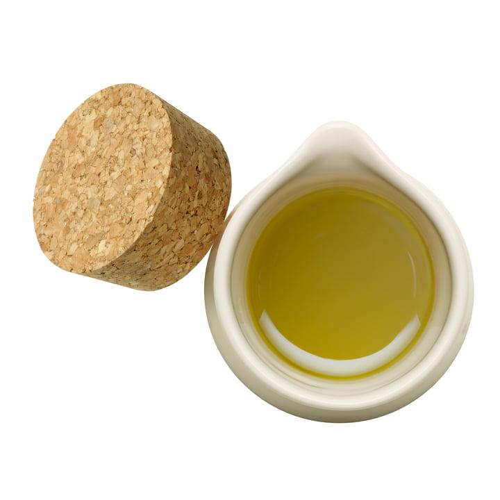 Iittala - Teema Pot with Cork, 0.2 l, white