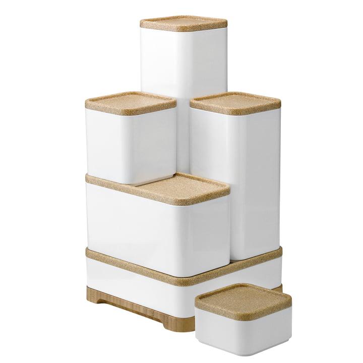 Rig-Tig storage boxes