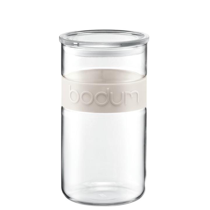 Bodum - Presso Storage Jar 2l, cream