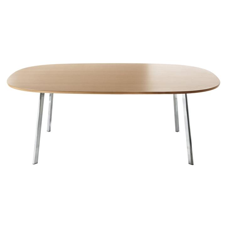 Magis - Déjà-vu Table, 160 x 98 cm, veneered oak wood