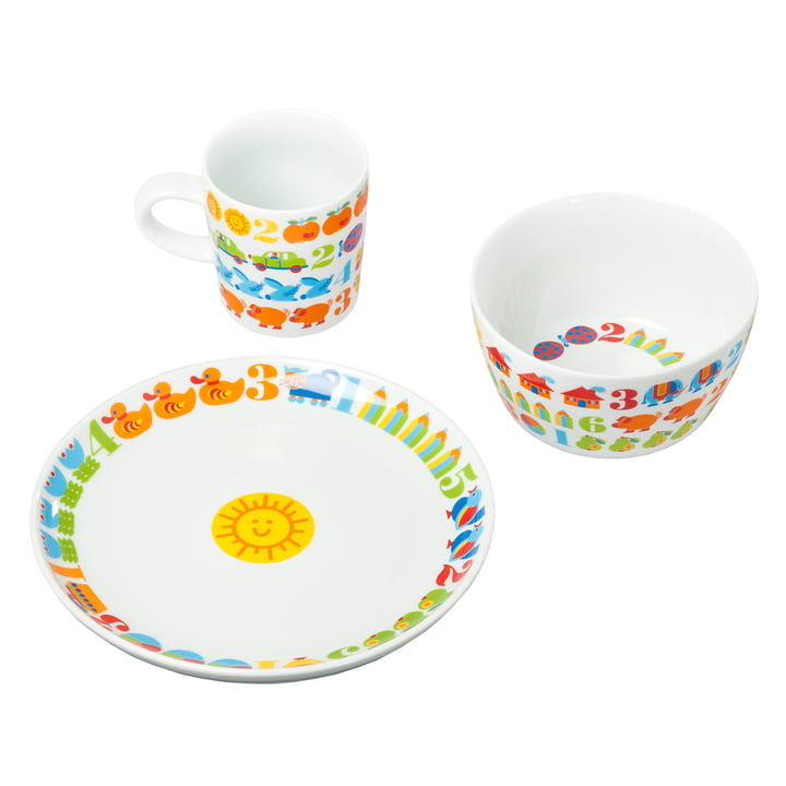 byGraziela - 1,2,3 Children's Dishes