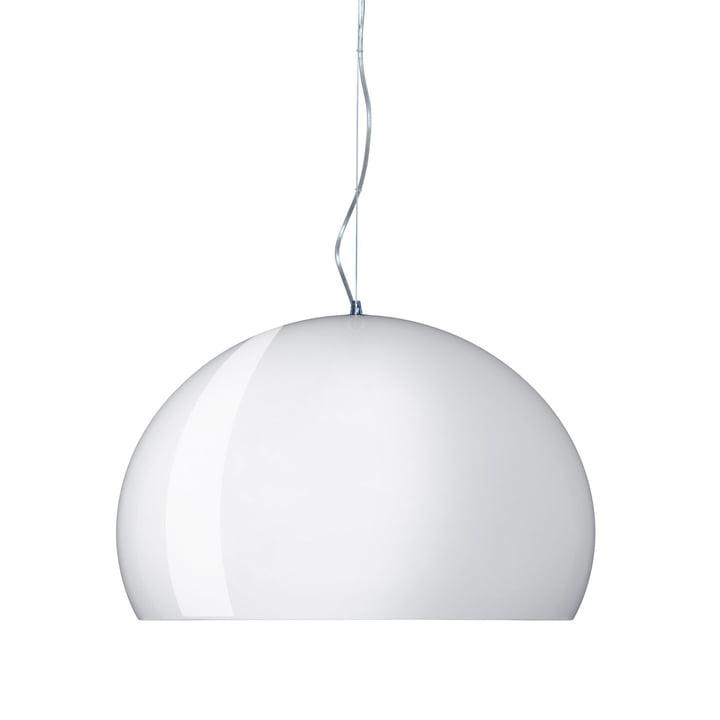 Kartell FL/Y Pendant Lamp, white