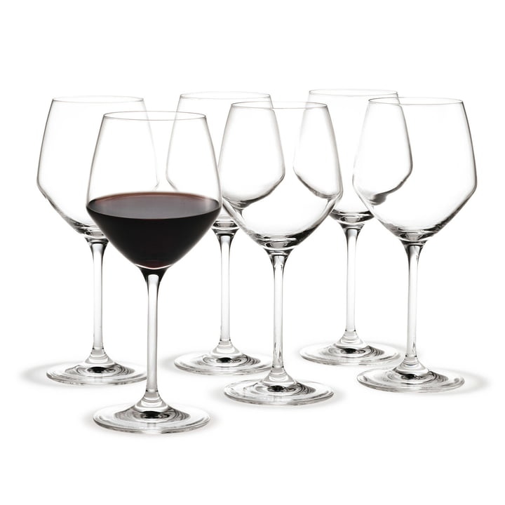 Holmegaard - Perfection drinking glasses set of 6