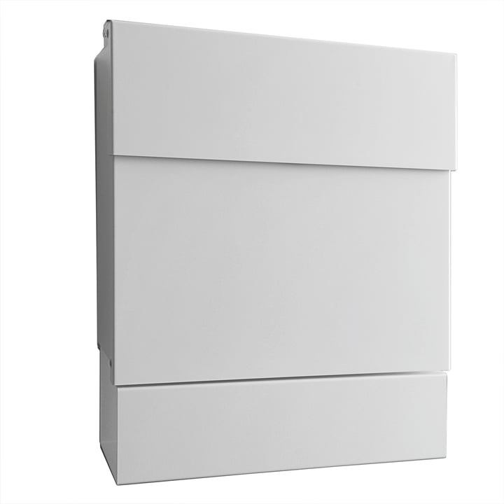 Radius Design - letterbox Letterman V, white