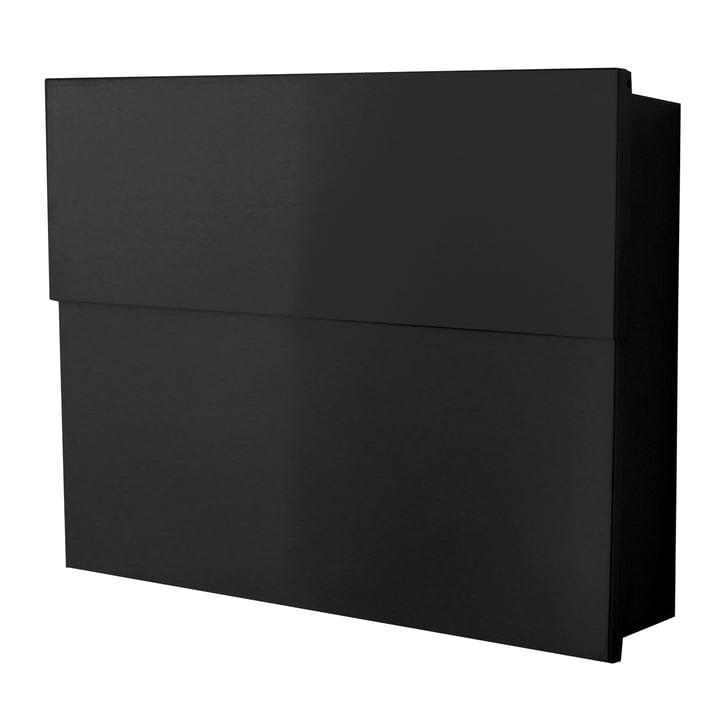 Letterbox Letterman XXL II by Radius Design in Black