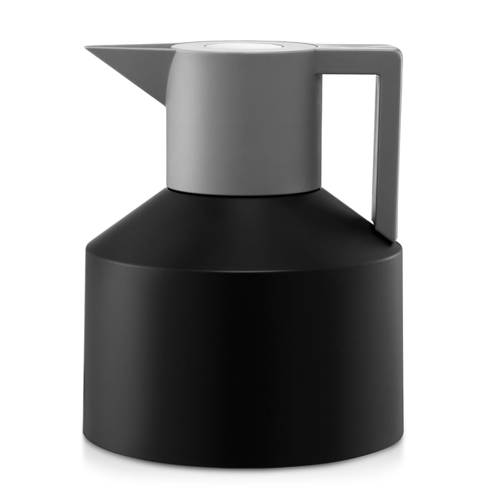 Normann Copenhagen - Geo thermos flask, black