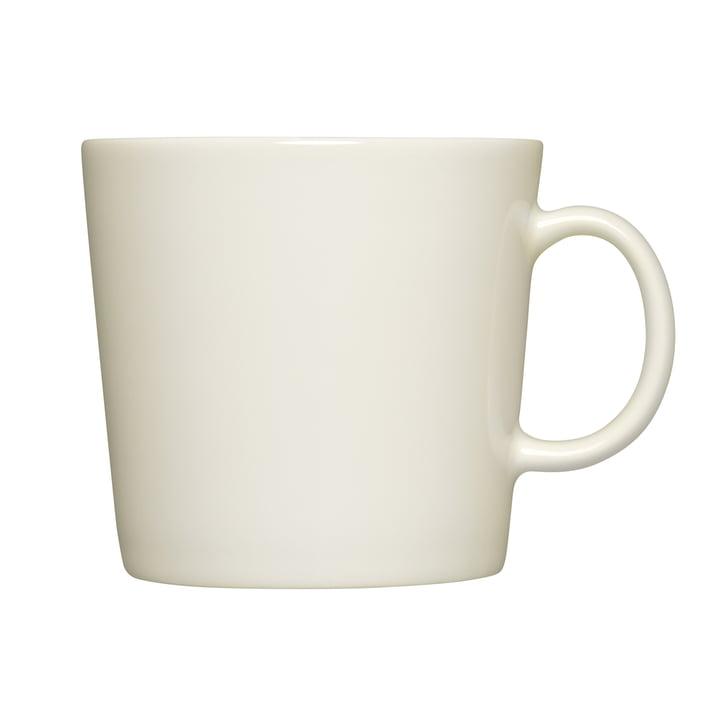 Teema Mug with Handle (High) 0.4 l by Iittala in White