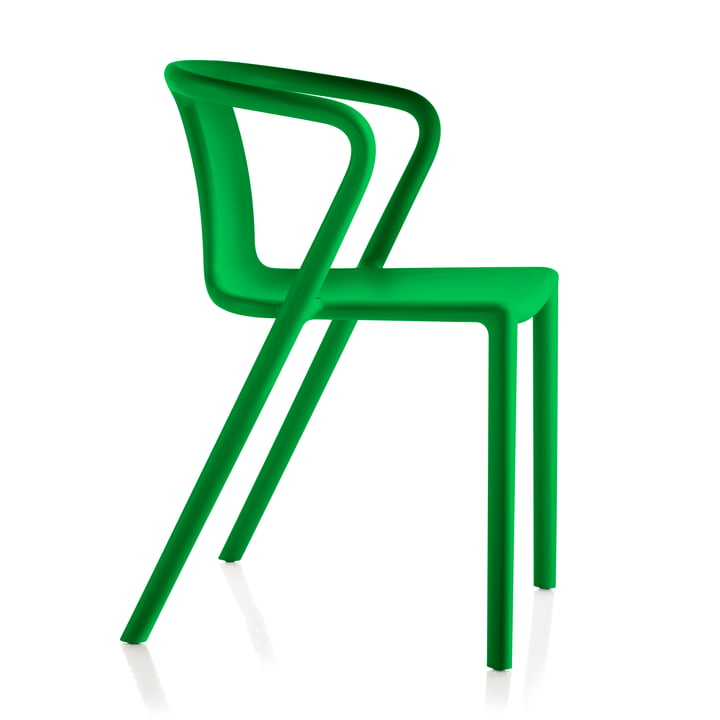 Air-Armchair by Magis in green