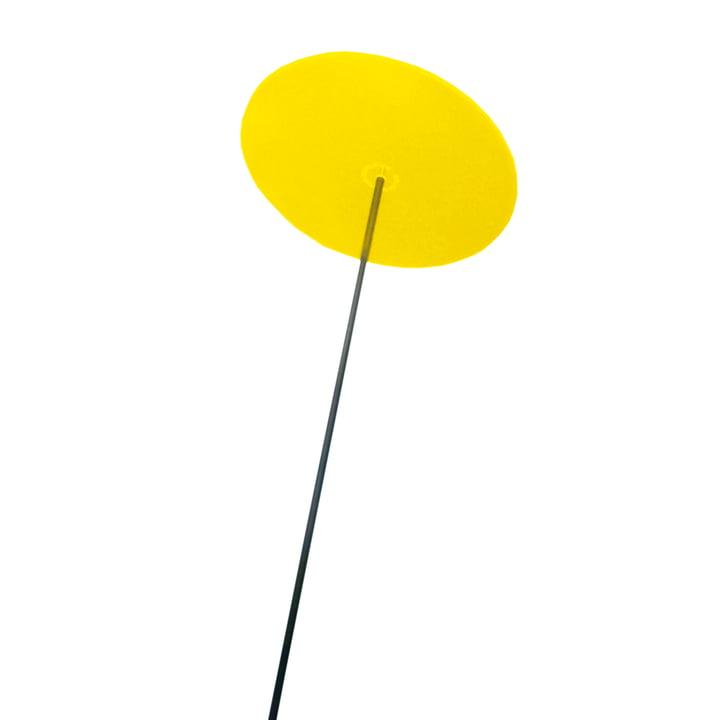 Cazador del sol - Uno Sun Catcher, yellow