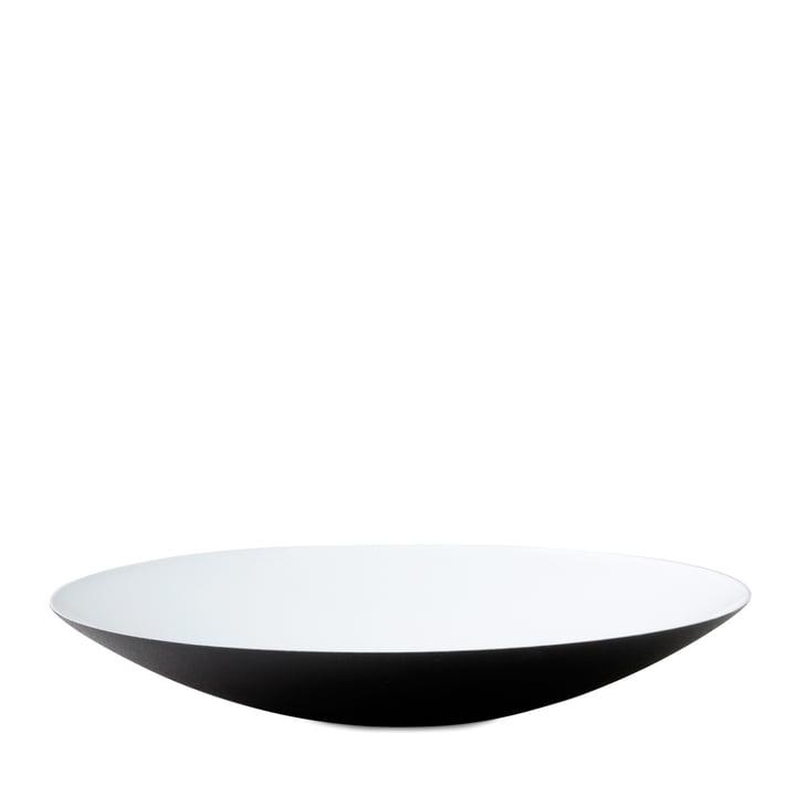Normann Copenhagen - Krenit bowl flat, white, 2.8 x Ø 16 cm