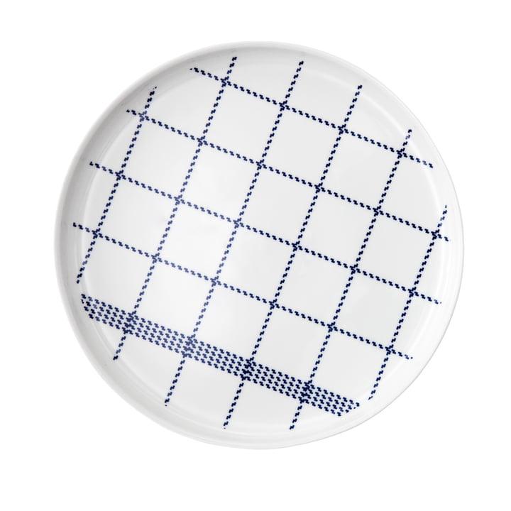 Normann Copenhagen - Mormor Blue Plate, large