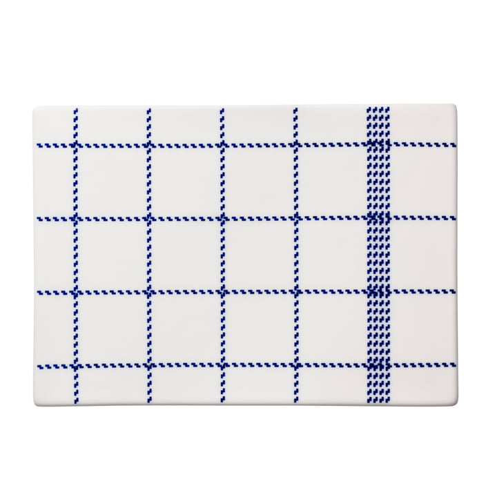 Normann Copenhagen - Mormor Blue Buttering Board, large