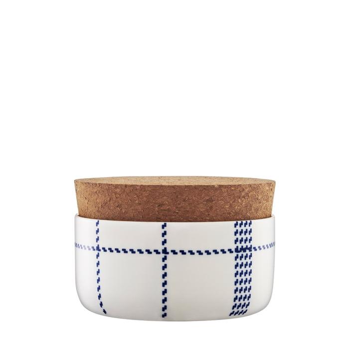 Normann Copenhagen - Mormor Blue Sugar Bowl with Cork