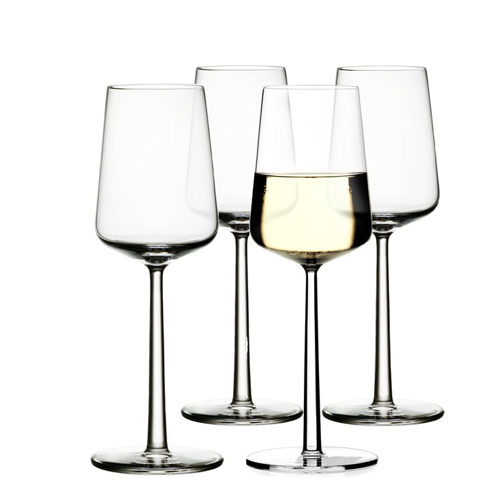 Iittala - Essence white wine glass, 33 cl