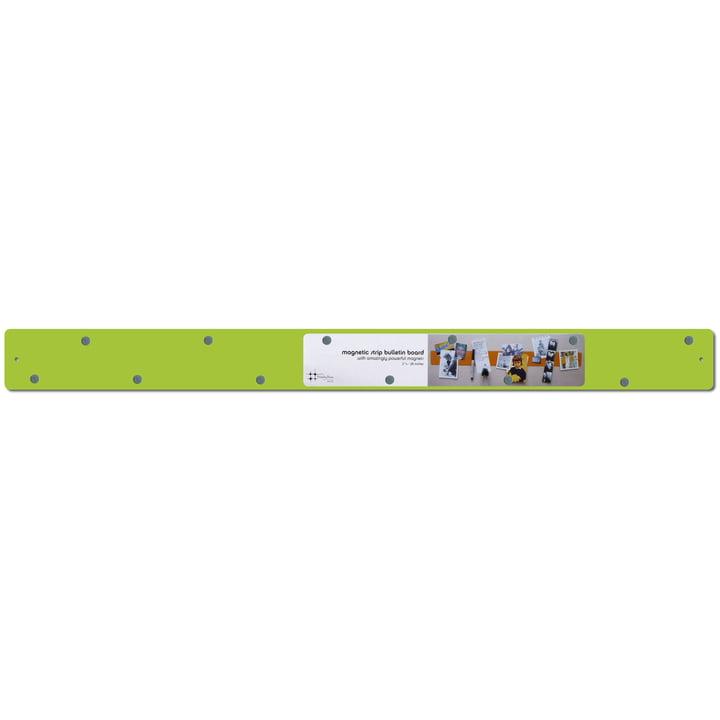 ThreeByThree - magnetic stripe 70 x 6 cm, lime