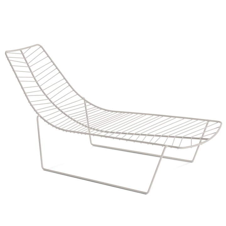 Arper - Leaf day bed, white