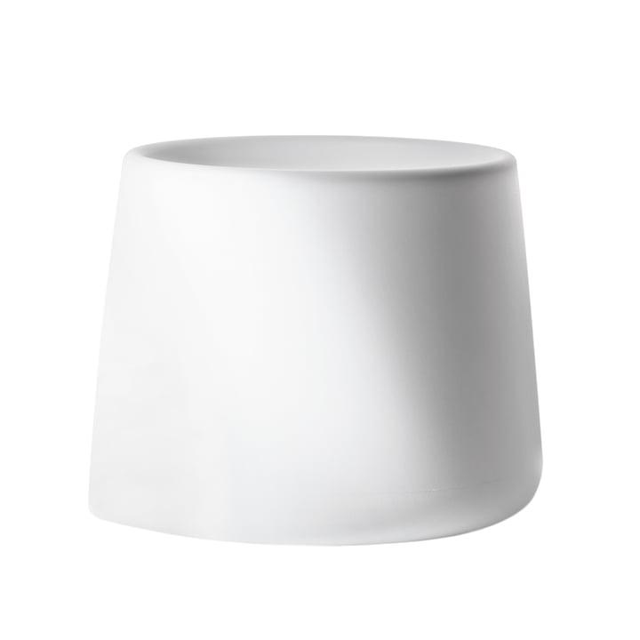 Magis - Blumenvase Tubby 1, white