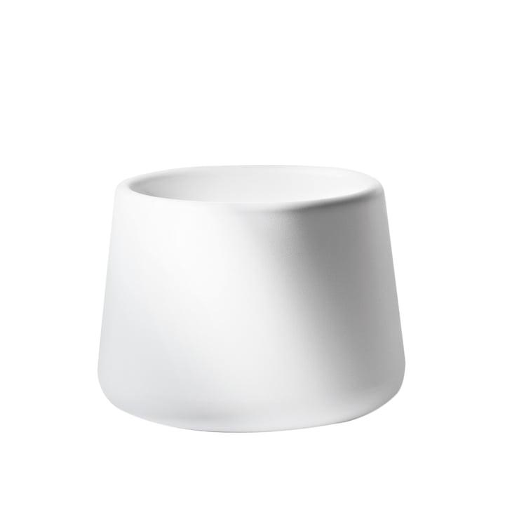 Magis - Blumenvase Tubby 2, white