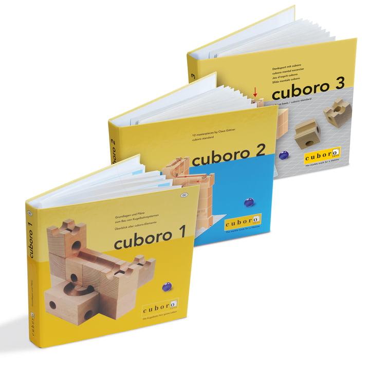 cuboro - Book cuboro 1,2,3