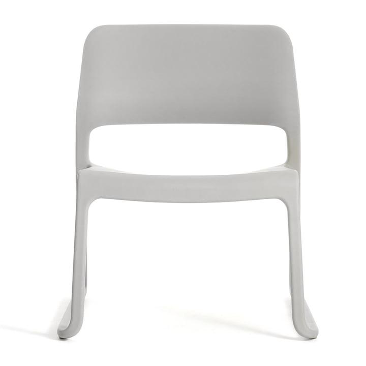 Knoll - Spark Lounge chair, lightgrey