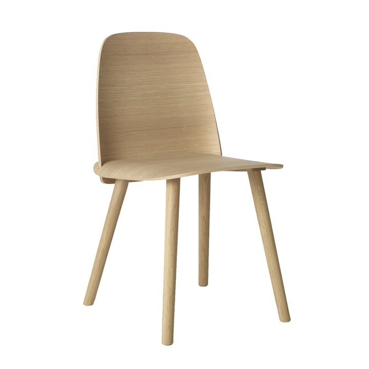 Nerd Chair from Muuto in oak