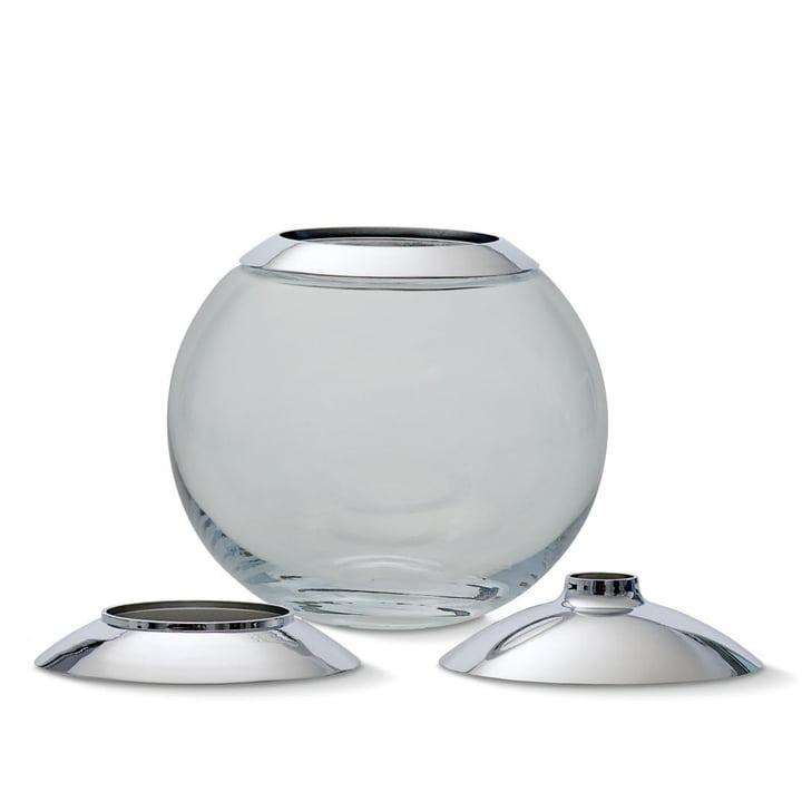 Philippi - Globo Swap Vase, Ø 15 cm