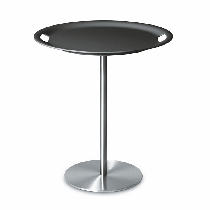 "Alessi - Side table ""Op-la"", dark grey"