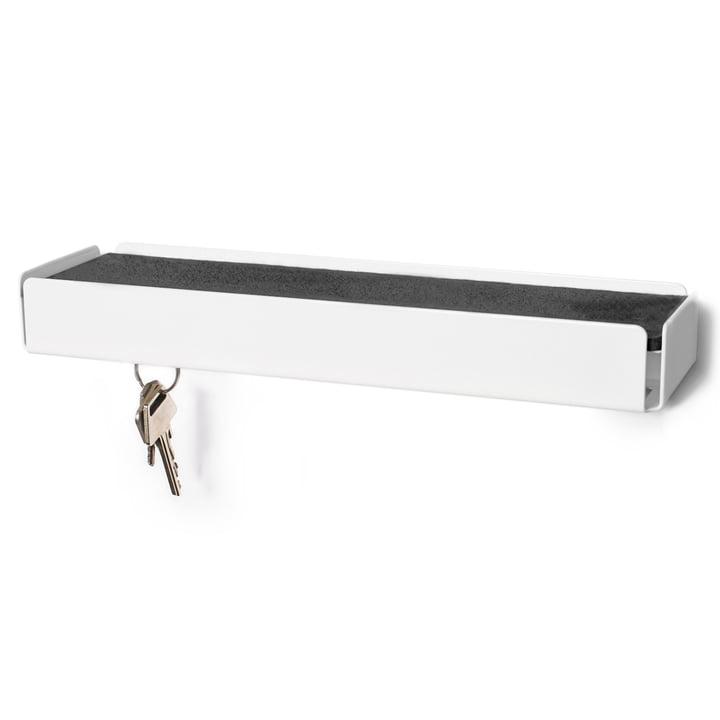 SL35 Key-Box Keybox by Konstantin Slawinski in white / felt grey