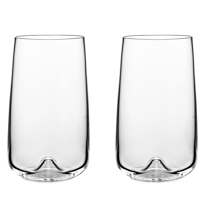 Normann Copenhagen - long drink glass, set of 2