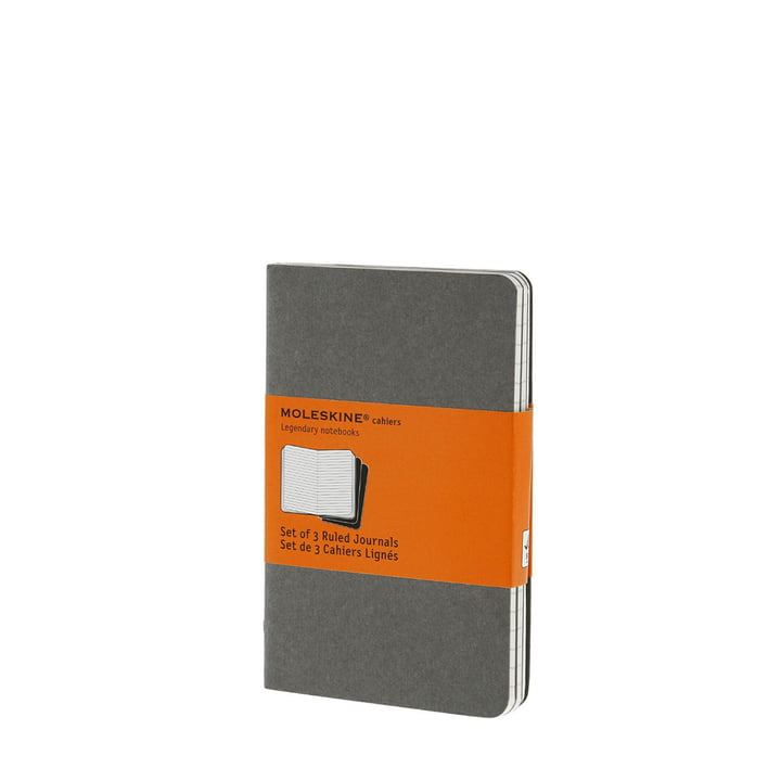 Moleskine - Cahier Notebook, lined, pocket