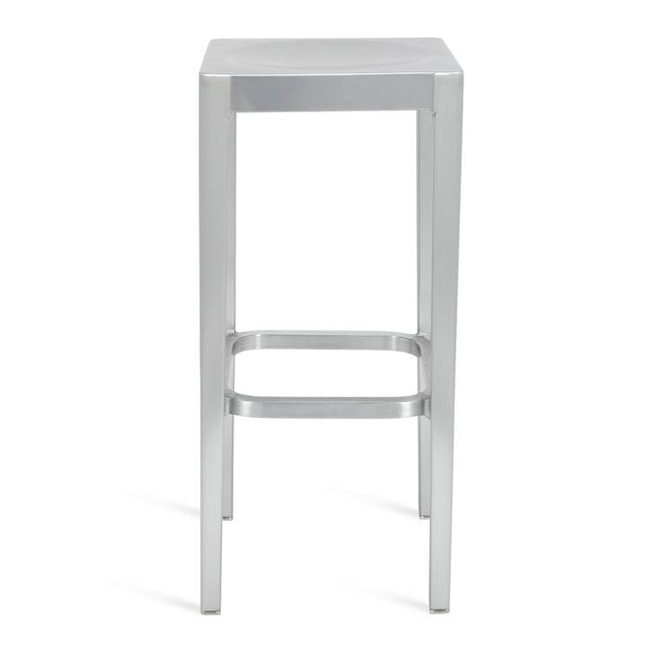Emeco - Emeco Bar stool, brushed
