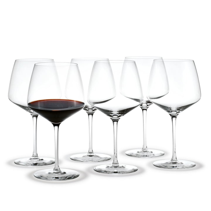 Holmegaard - Perfection sommelier's glass, 900 mL, set of 6