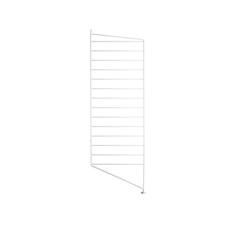 Floor Panel for the String Shelf 85 x 30 cm by String in White