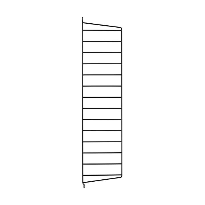 Wall Ladder for String Shelf 75 cm from String in Black