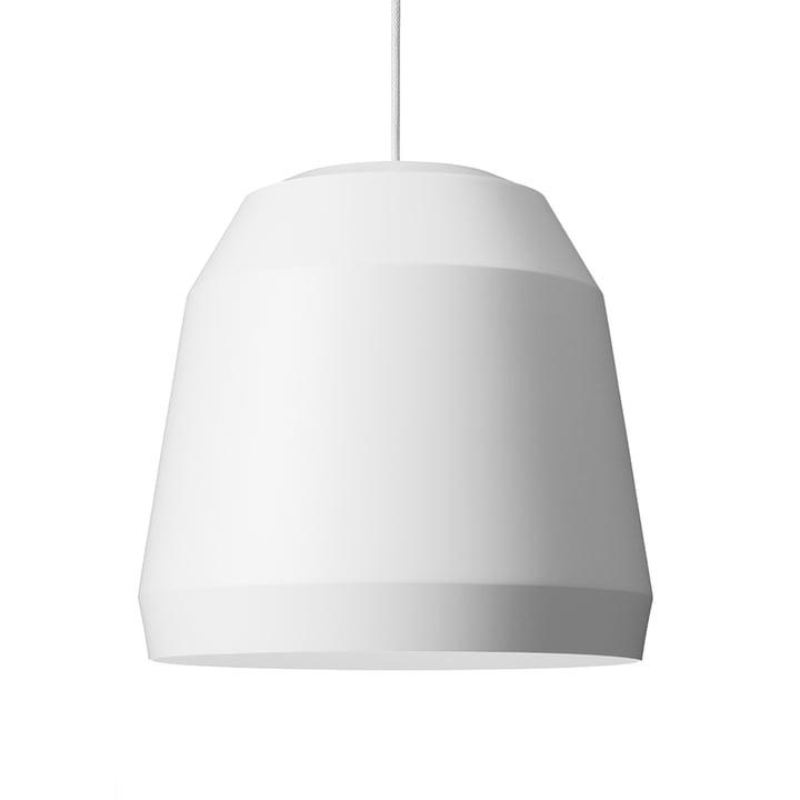 Mingus Pendant Lamp P2 by Fritz Hansen in White