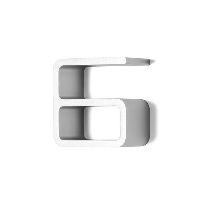Authentics - Entrance digit 6