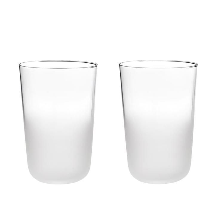 Stelton - frost glass. No. 1 (set of 2)