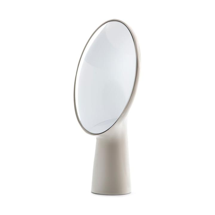 Moustache - Cyclope mirror, white