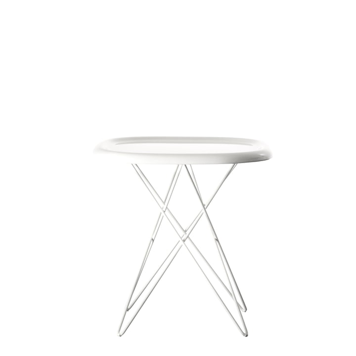 Magis - Pizza Table, 45 cm,white