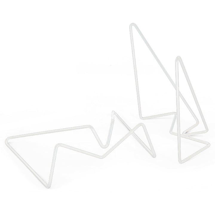 Linie58 - Tick Large, white