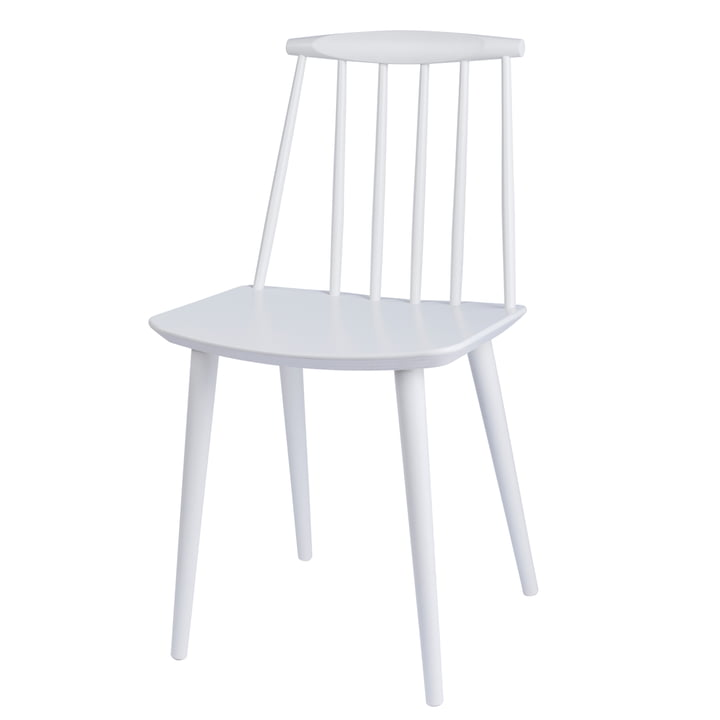 J77 Chair by Hay in white