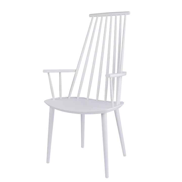 J110 Chair by Hay in white