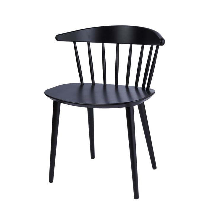 Hay - J104 Chair , black