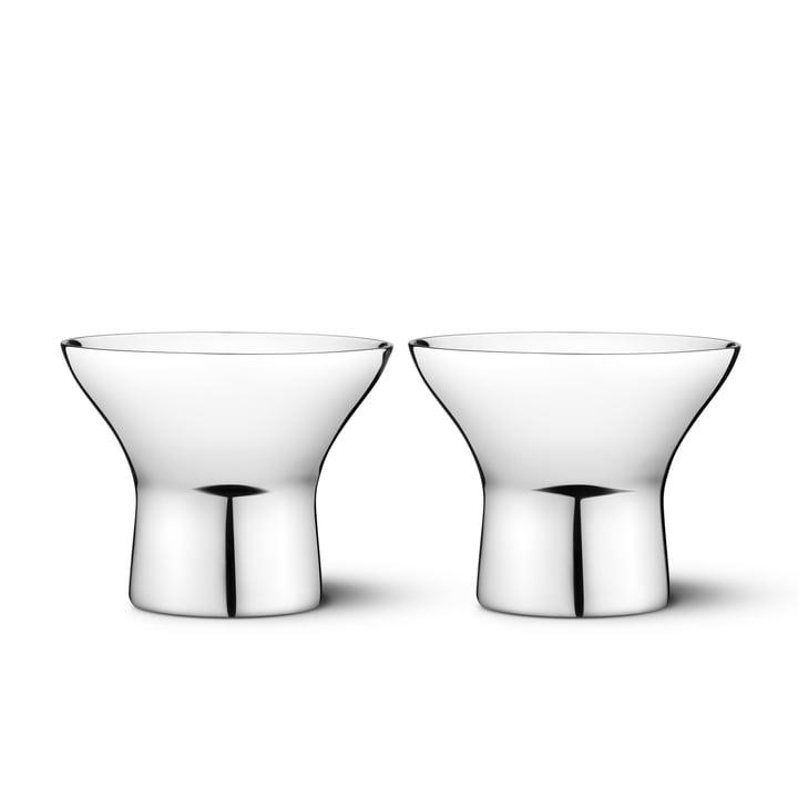 Georg Jensen - Alfredo Egg Cups, set of 2