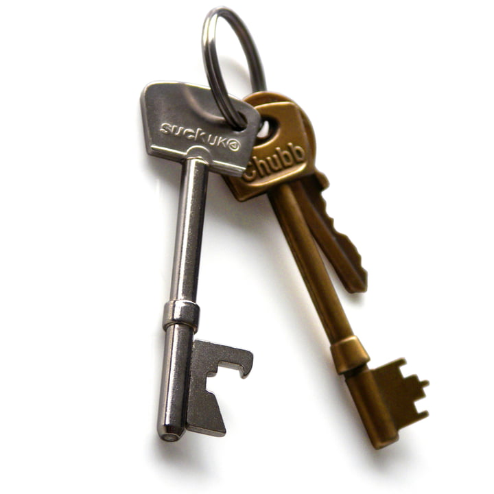 Suck UK - Key bottle opener - at the key chain