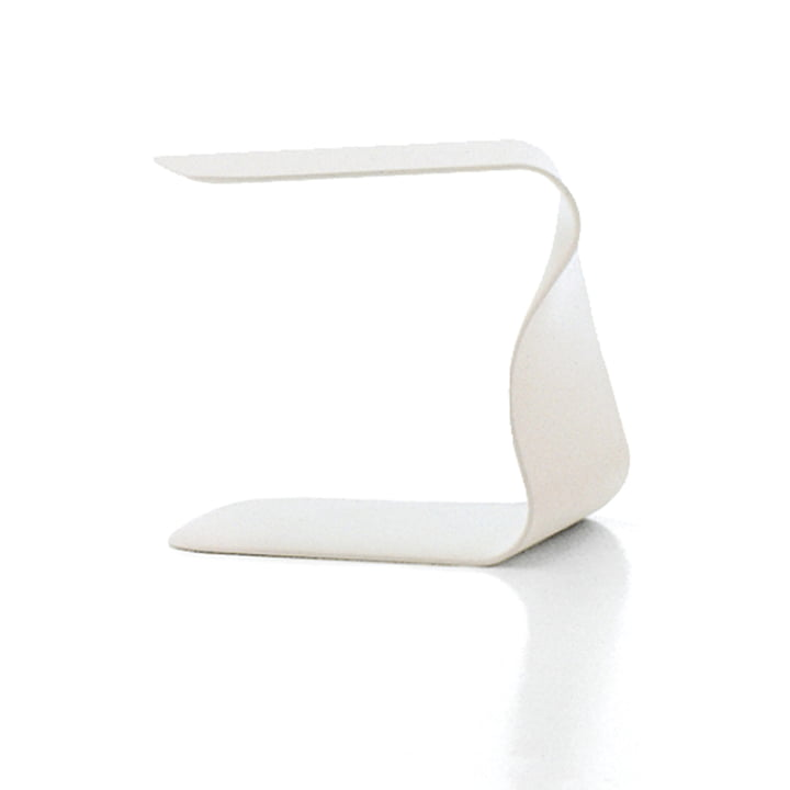 Bonaldo - Duffy side table, single image, white
