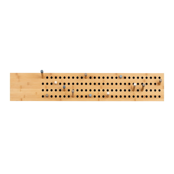 We do wood - Scoreboard wardrobe horizontal, bamboo natural