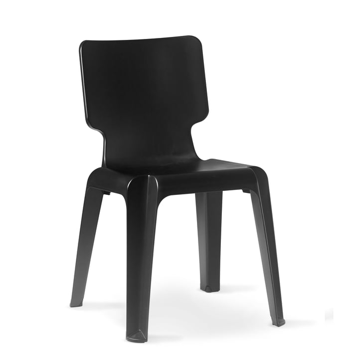 Depot4Design - Wait chair, black