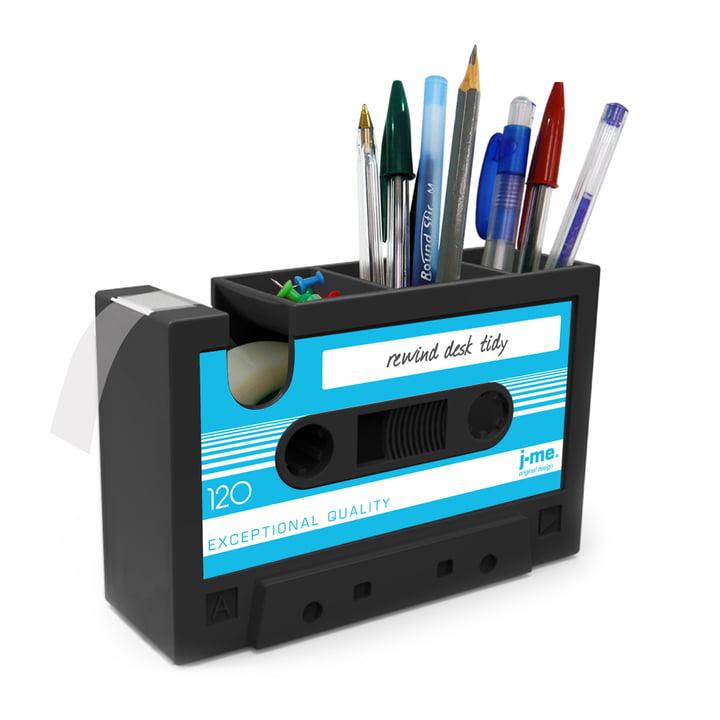 j-me - Rewind Desk Helper, blue